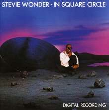 Stevie Wonder (geb. 1950): In Square Circle, CD