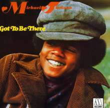 Michael Jackson: Got To Be There, CD
