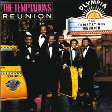 The Temptations: Reunion, CD