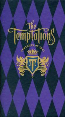 The Temptations: Emperors Of Soul, 5 CDs