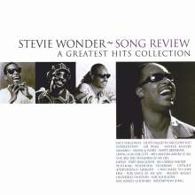Stevie Wonder (geb. 1950): Song Review - A Greatest Hits Collection, CD