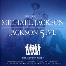 The Jacksons (aka Jackson 5): Best Of M.jackson/jackson 5, CD