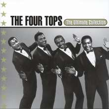 Four Tops: Ultimate Collection, CD