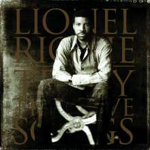 Lionel Richie: Truly: The Love Songs, CD