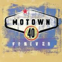 Motown 40 Forever, 2 CDs
