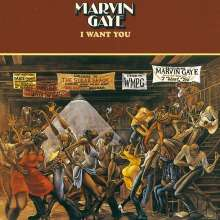 Marvin Gaye: I Want You, CD