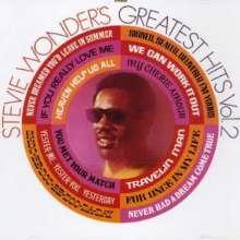 Stevie Wonder Greatest Hits Vol 2 Cd Jpc