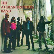 The Allman Brothers Band: The Allman Brothers Band, CD