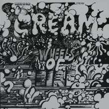 Cream: Wheels Of Fire, 2 CDs
