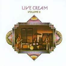 Cream: Live Cream Vol.II, CD