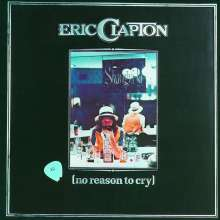 Eric Clapton: No Reason To Cry, CD