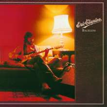 Eric Clapton: Backless, CD