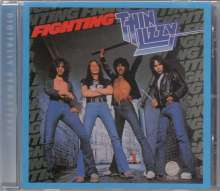Thin Lizzy: Fighting, CD