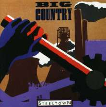 Big Country: Steeltown, CD