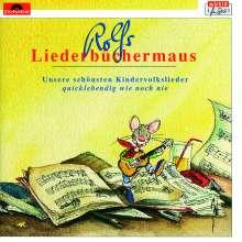 Rolfs Liederbüchermaus, CD