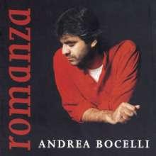 Andrea Bocelli: Romanza, CD