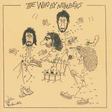 The Who: The Who By Numbers, CD