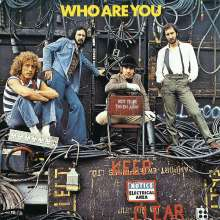 The Who: Who Are You, CD