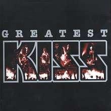 Kiss: Greatest Kiss, CD