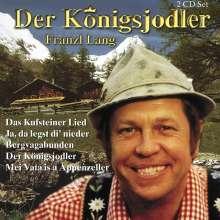 Franzl Lang: Der Königsjodler, 2 CDs