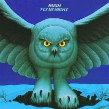 Rush: Fly By Night, CD