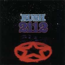 Rush: 2112, CD
