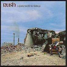 Rush: A Farewell To Kings, CD