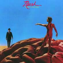 Rush: Hemispheres, CD