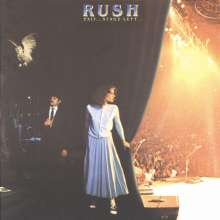 Rush: Exit...Stage Left, CD