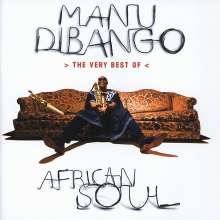 Manu Dibango (1933-2020): The Very Best Of Manu Dibango, CD