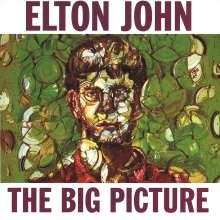 Elton John (geb. 1947): The Big Picture, CD
