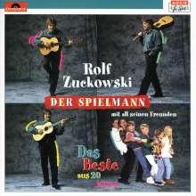 Rolf Zuckowski:Der Spielmann -Das Beste..., 2 CDs