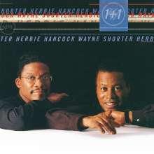 Herbie Hancock (geb. 1940): 1+1, CD