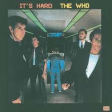 The Who: It's Hard, CD