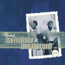 Louis Armstrong & Ella Fitzgerald: Best Of Ella Fitzgerald & Louis Armstrong, CD