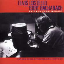Elvis Costello: Painted From Memory, CD