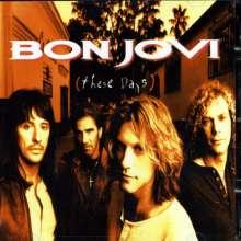 Bon Jovi: These Days, CD