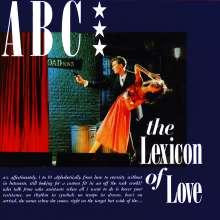 ABC: The Lexicon Of Love, CD
