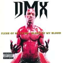 DMX: Flesh Of My Flesh ... Blood Of My Blood, CD