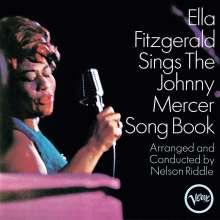 Ella Fitzgerald (1917-1996): Sings The Johnny Mercer Songbook, CD
