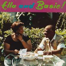 Ella Fitzgerald & Count Basie: Ella & Basie, CD