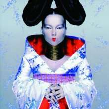 Björk: Homogenic, CD