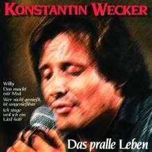 Konstantin Wecker: Das pralle Leben, 2 CDs