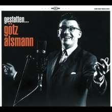Götz Alsmann: Gestatten ... Götz Alsmann, CD