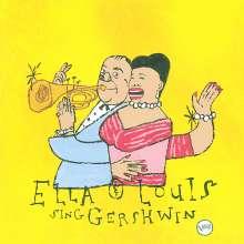 Louis Armstrong & Ella Fitzgerald: Sing Gershwin, CD