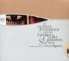 Ella Fitzgerald (1917-1996): The George And Ira Gershwin Songbook, 4 CDs