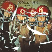 The Who: Odds And Sods, CD