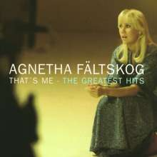 Agnetha Fältskog: That's Me: The Greatest Hits, CD