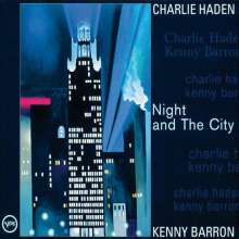 Charlie Haden (1937-2014): Night And The City, CD
