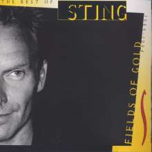 Sting: Fields Of Gold - The Best Of Sting, CD